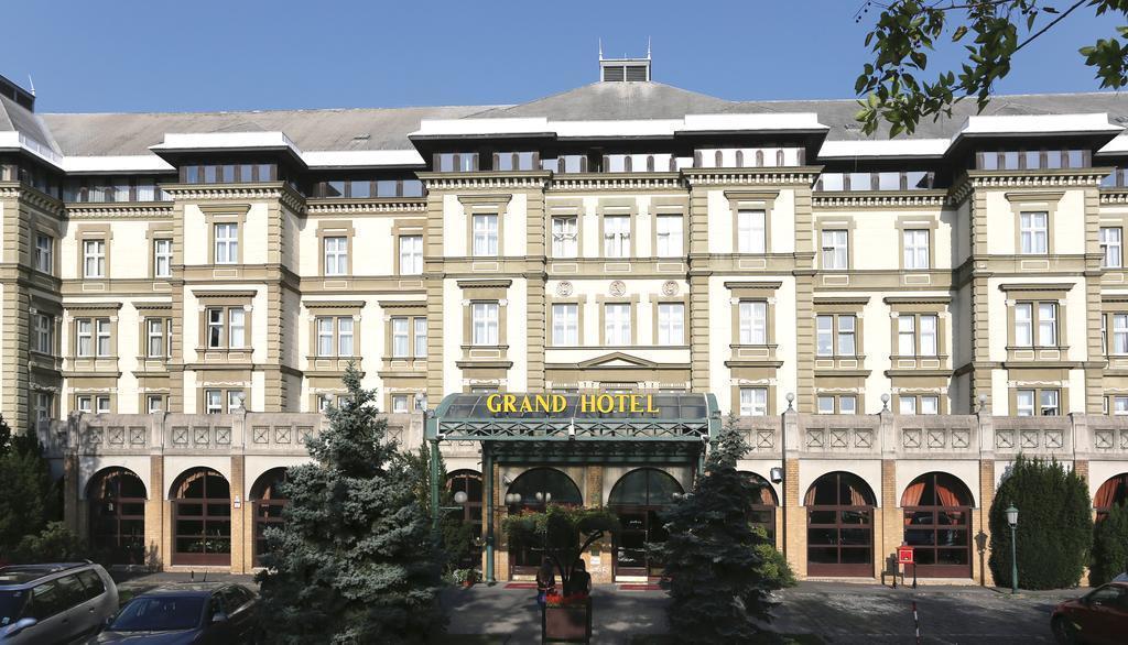 Фото Danubius Grand Hotel Margitsziget Будапешт
