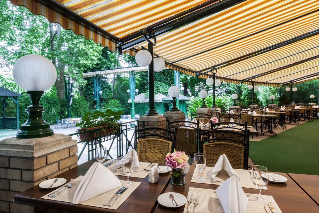 Фото Danubius Grand Hotel Margitsziget Венгрия