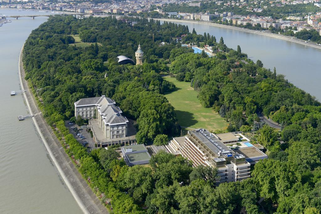 Отель Danubius Grand Hotel Margitsziget Венгрия Будапешт