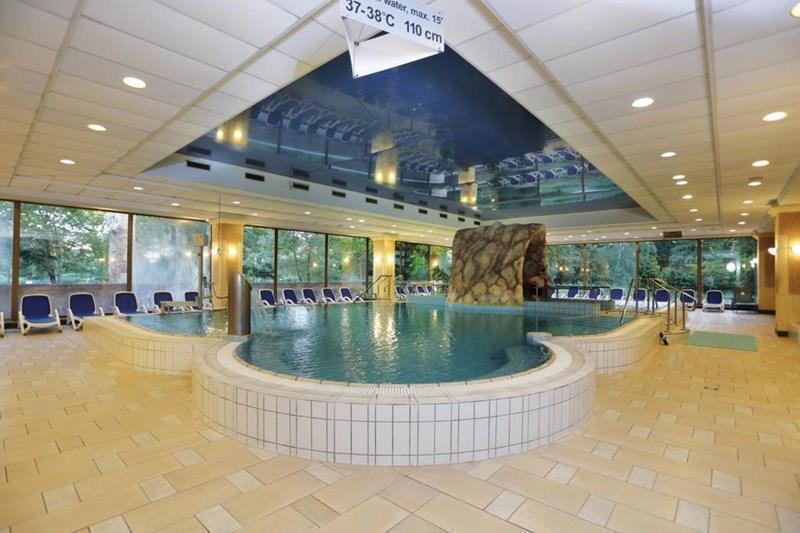 Danubius Health Spa Resort Margitsziget Будапешт