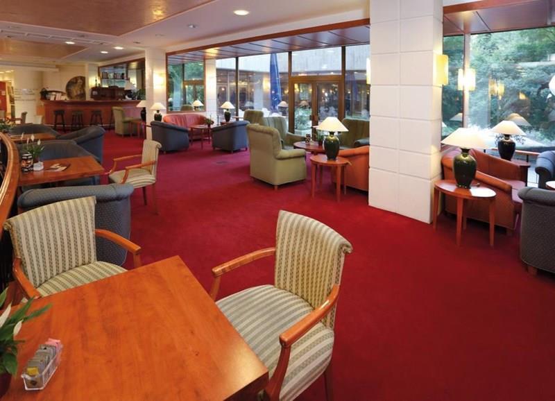 Отель Danubius Health Spa Resort Margitsziget Будапешт