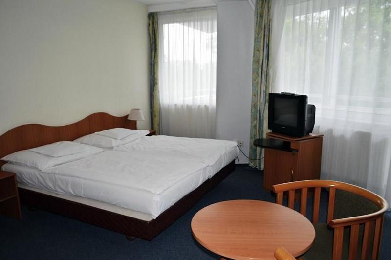 Отель Hunguest Hotel Nagyerdo Венгрия Дебрецен