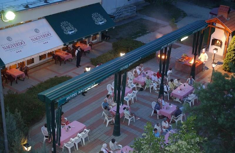 Фото Hunguest hotel Nagyerdo Венгрия