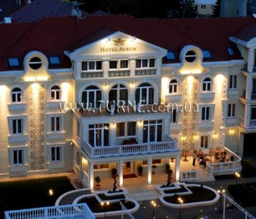 Отель Aquaticum Termal and Wellness Hotel (ex. Aquaticum Debrecen Thermal & Wellness) Венгрия Дебрецен