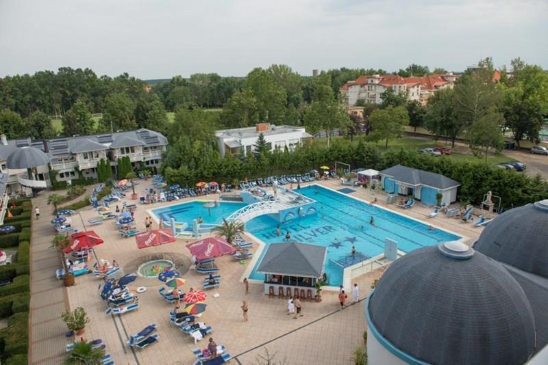 Отель Silver Hotel Венгрия Хайдусобосло