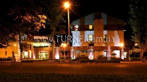 Отель Drava Hotel Thermal Resort Харкане