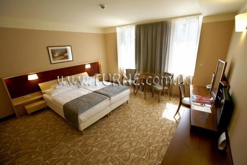Drava Hotel Thermal Resort Венгрия Харкане