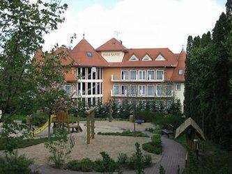 Sante Hotel 3*, Угорщина, Хевіз