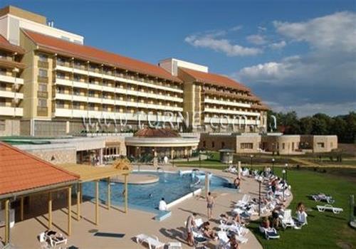 Фото Hunguest Hotel Pelion Венгрия Тапольце