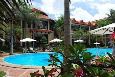 Tien Dat Resort 3*, Вьетнам, Фантхьет