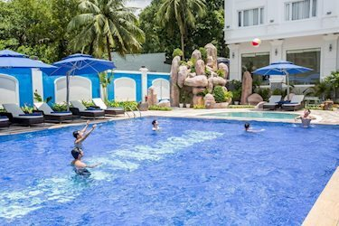 Phu Quoc Ocean Pearl Hotel 4*, Вьетнам, Фу Куок
