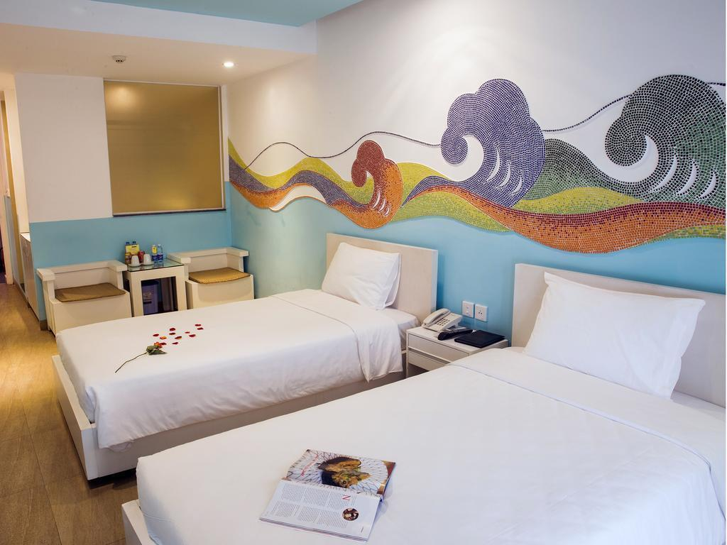 Отель Thang Long Espana Вьетнам Ханой