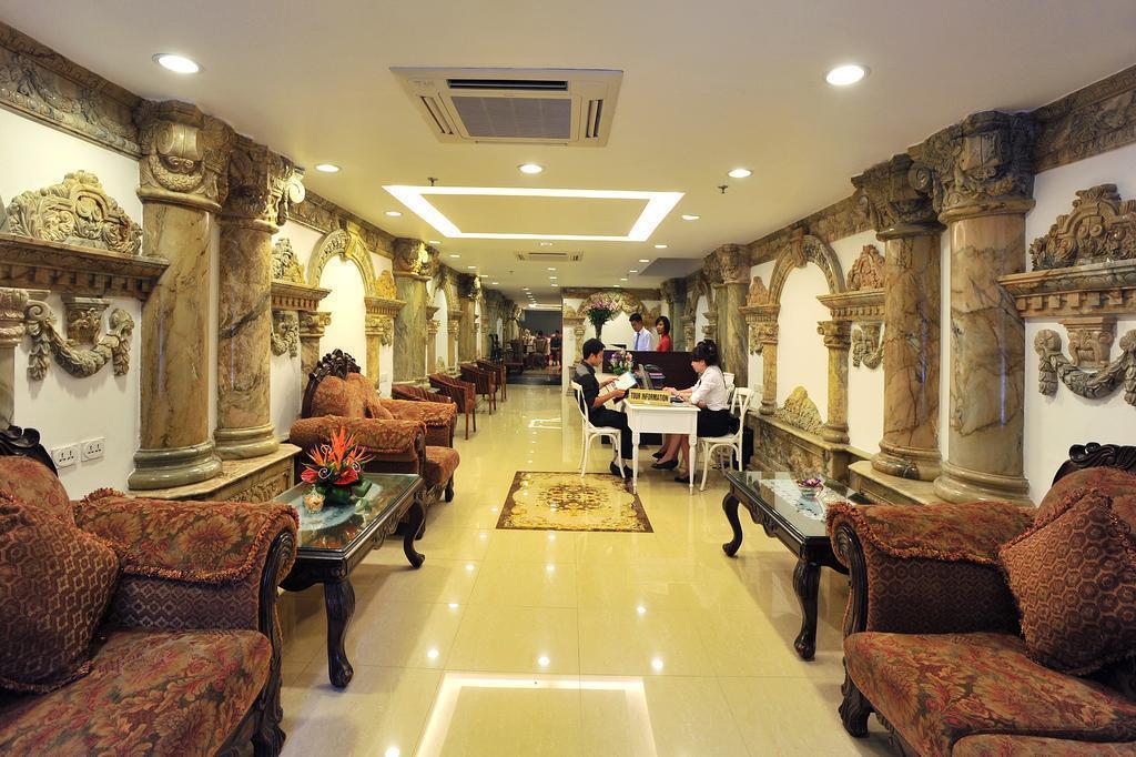 Hanoi Legacy Hang Bac