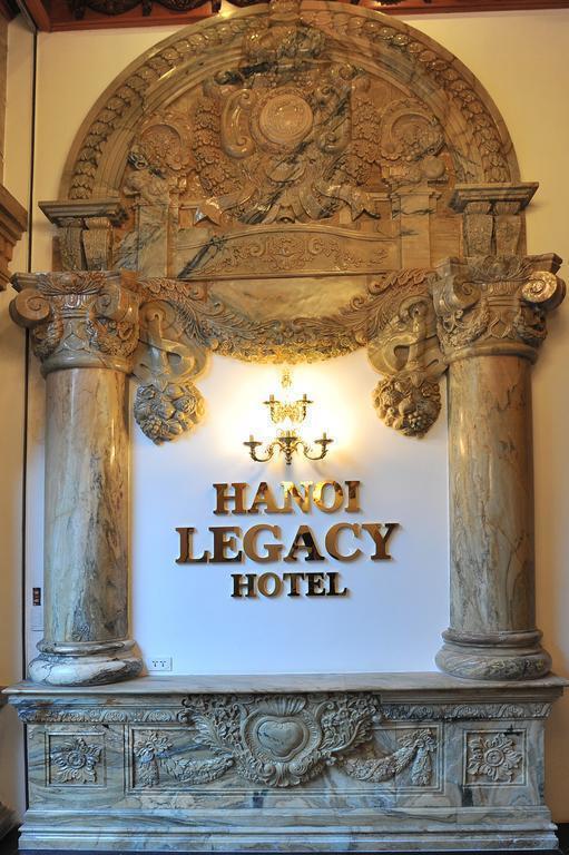 Hanoi Legacy Hang Bac Вьетнам Ханой