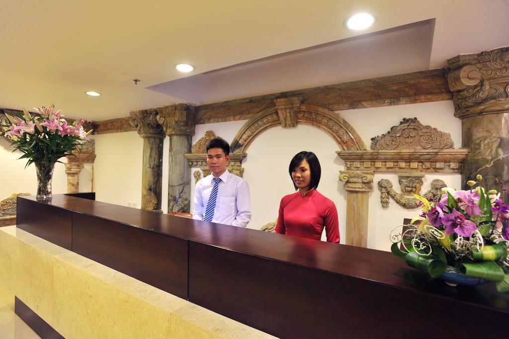 Отель Hanoi Legacy Hang Bac Вьетнам Ханой