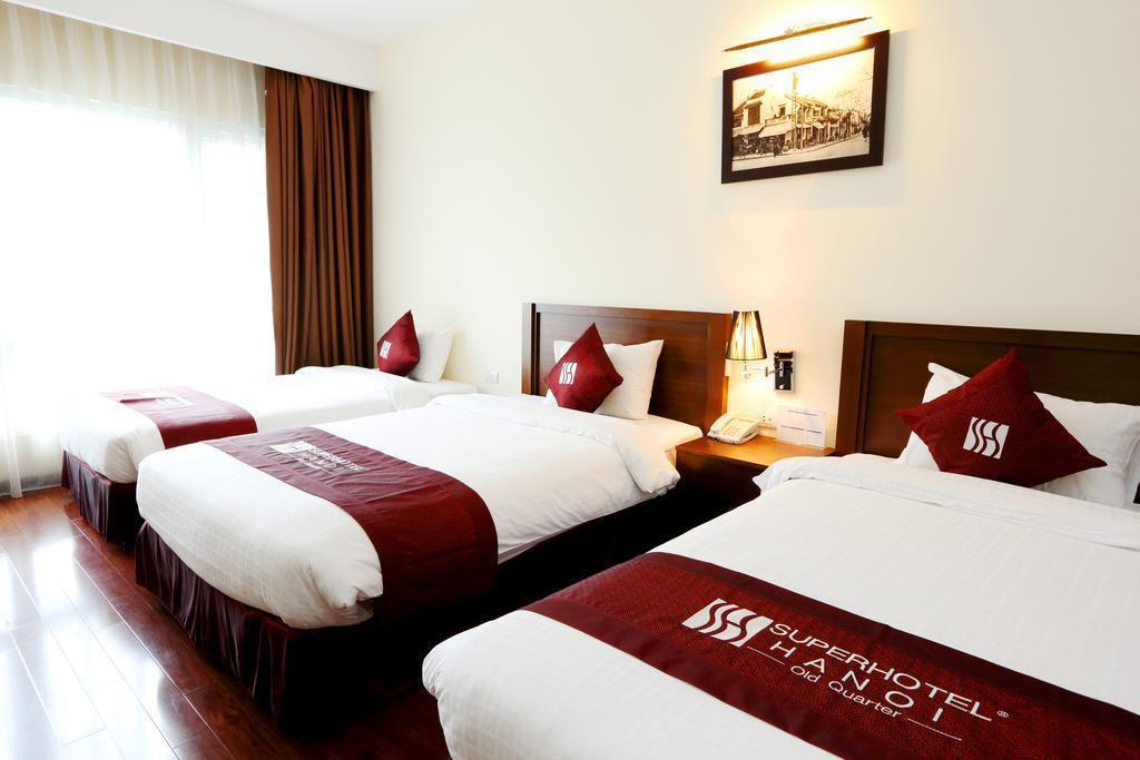 Super Hotel Hanoi Old Quarter Вьетнам Ханой