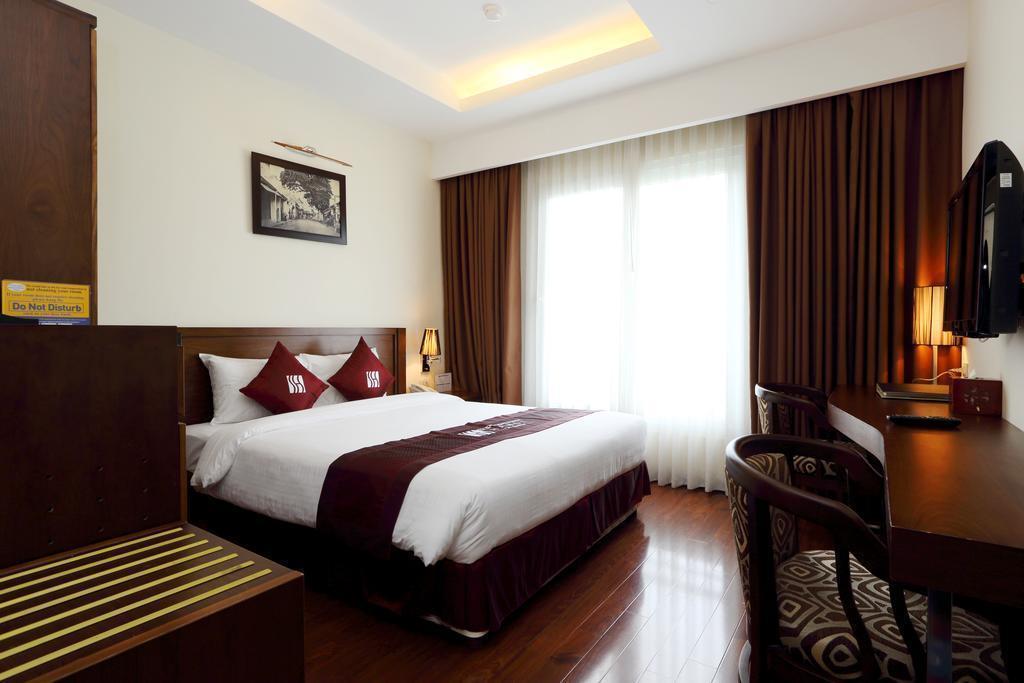 Отель Super Hotel Hanoi Old Quarter Вьетнам Ханой