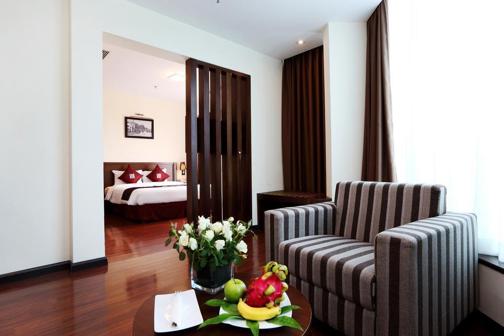 Фото Super Hotel Hanoi Old Quarter Ханой