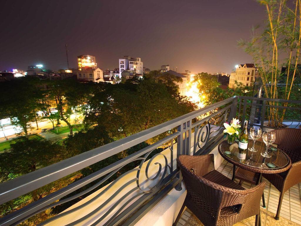 Отель Super Hotel Hanoi Old Quarter Ханой