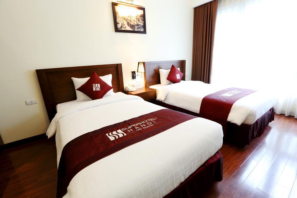 Фото Super Hotel Hanoi Old Quarter Вьетнам