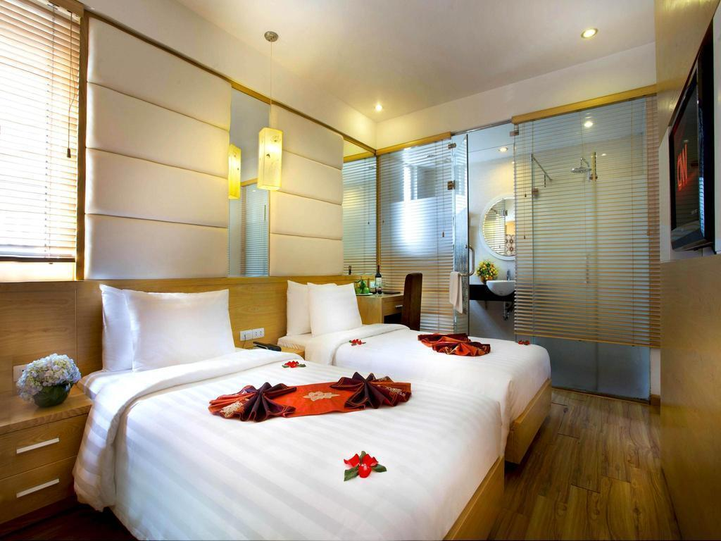 Tu Linh Palace Hotel 2 Вьетнам Ханой
