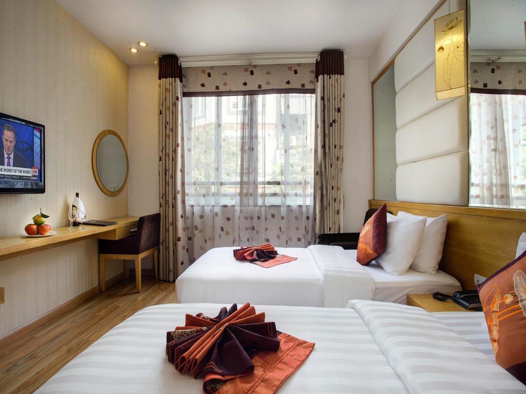 Фото Tu Linh Palace Hotel 2 Вьетнам