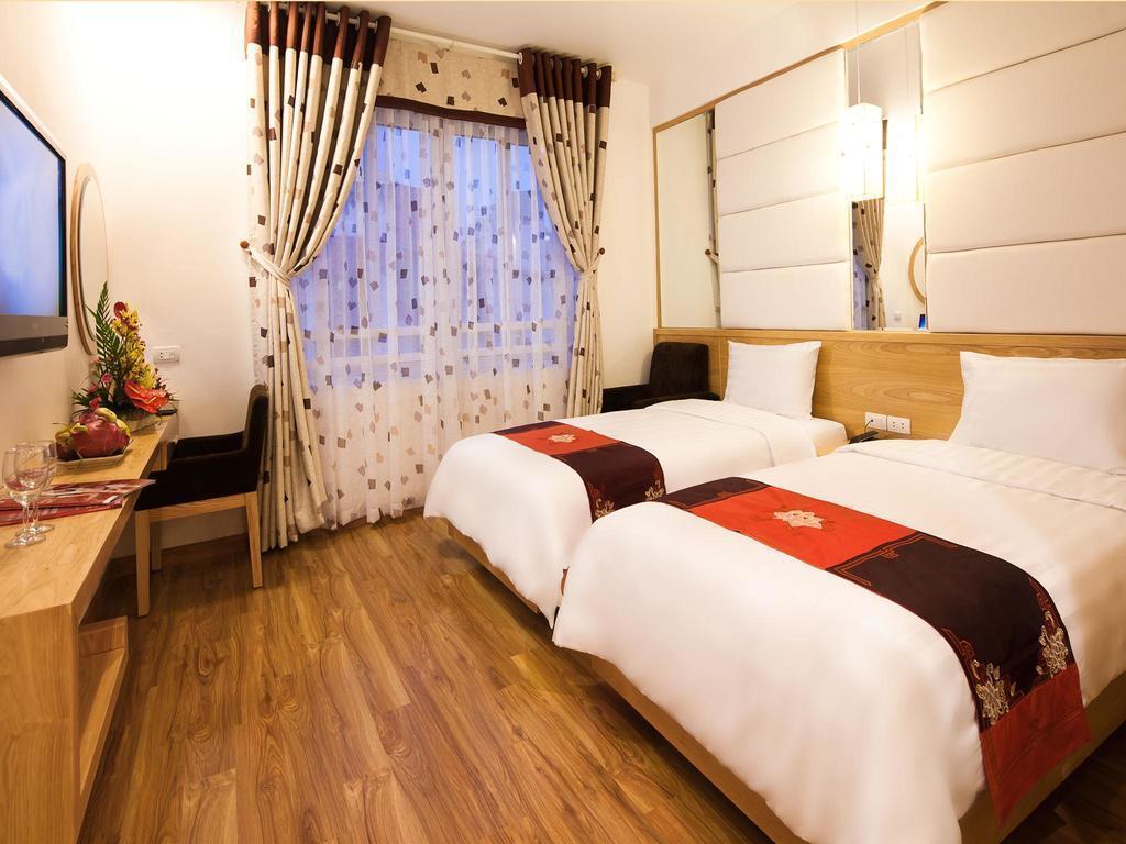 Фото Tu Linh Palace Hotel 2 Ханой