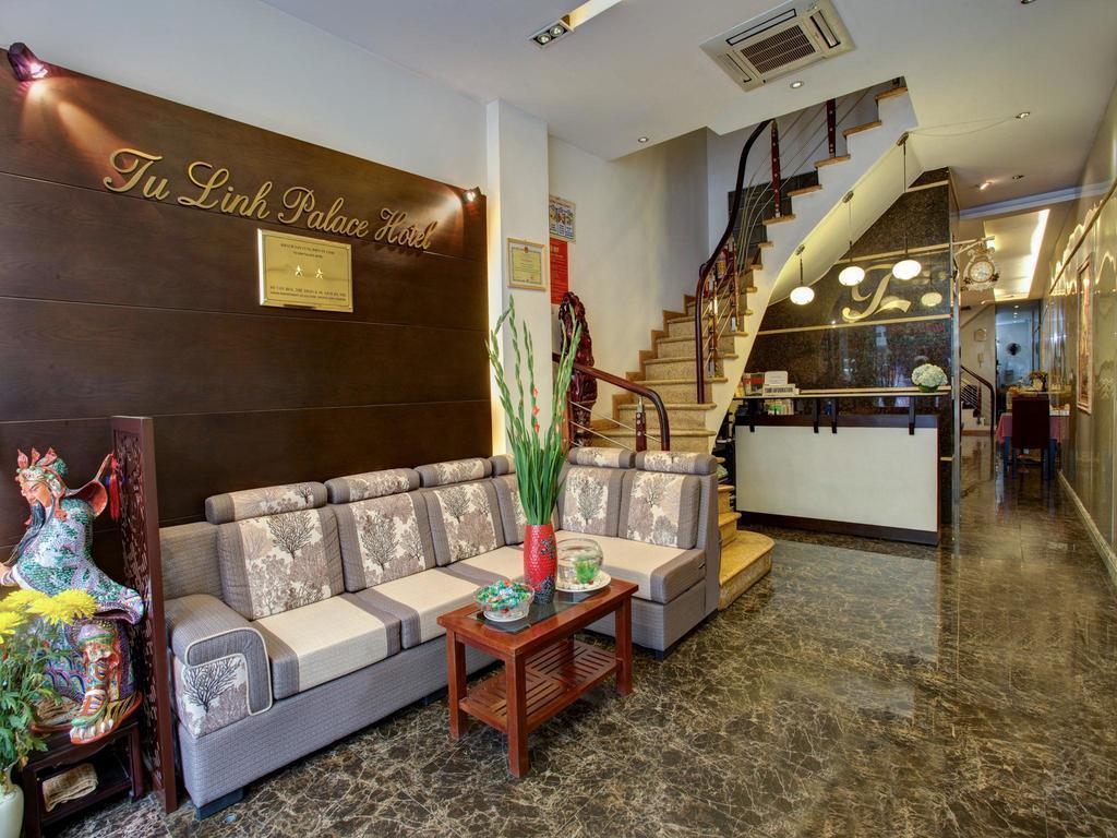 Отель Tu Linh Palace Hotel 2 Ханой