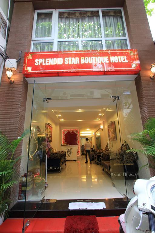 Отель Splendid Star Boutique Вьетнам Ханой
