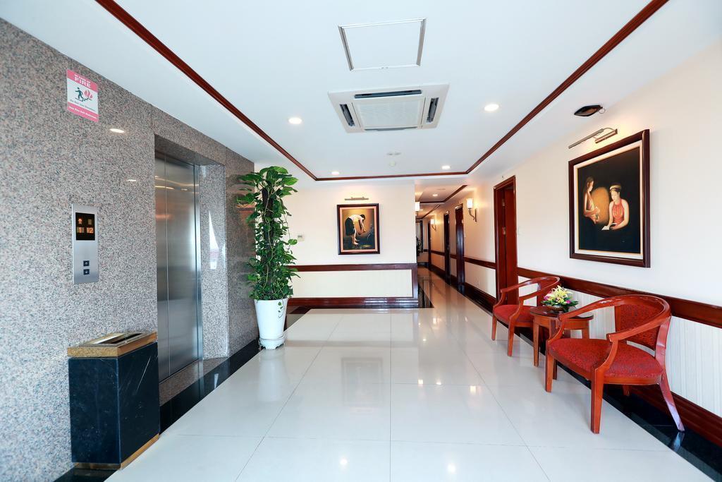Отель Flower Garden Ханой