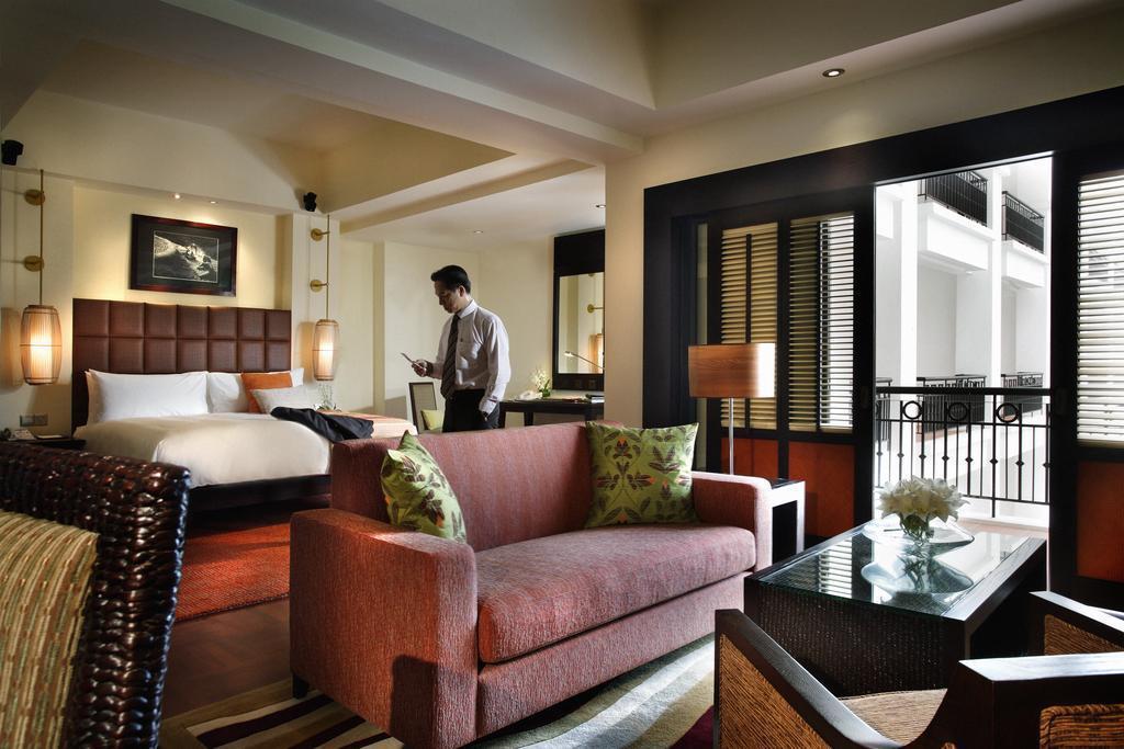 Отель Intercontinental Hanoi Westlake Вьетнам Ханой
