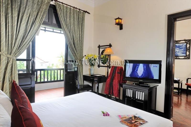 Отель Hoi An Trails Resort And SPA Хой Ан
