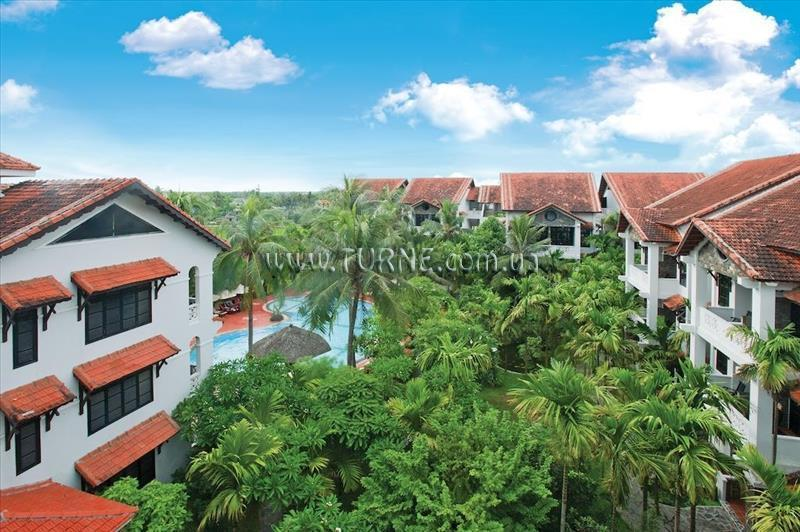 Hoi An Trails Resort And SPA Вьетнам Хой Ан