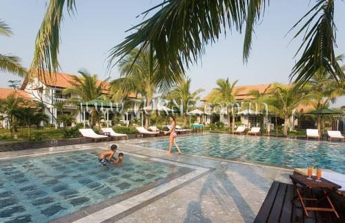 Le Belhamy Hoi An Resort and Spa Вьетнам Хой Ан
