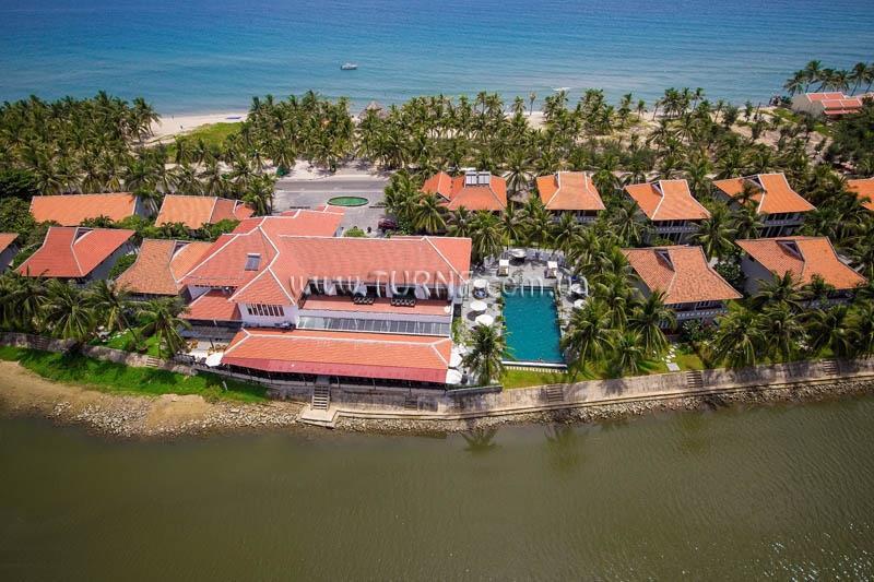 Отель Hoian Beach Resort Хой Ан