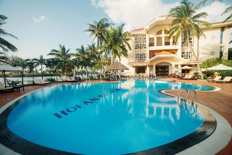 Фото Hoian Beach Resort Вьетнам Хой Ан