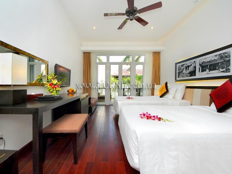 Фото Hoian Beach Resort Вьетнам