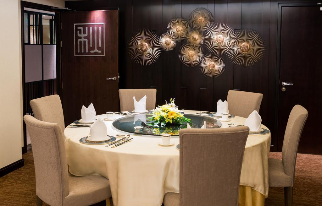 Eastin Grand Hotel Saigon Вьетнам Хошимин