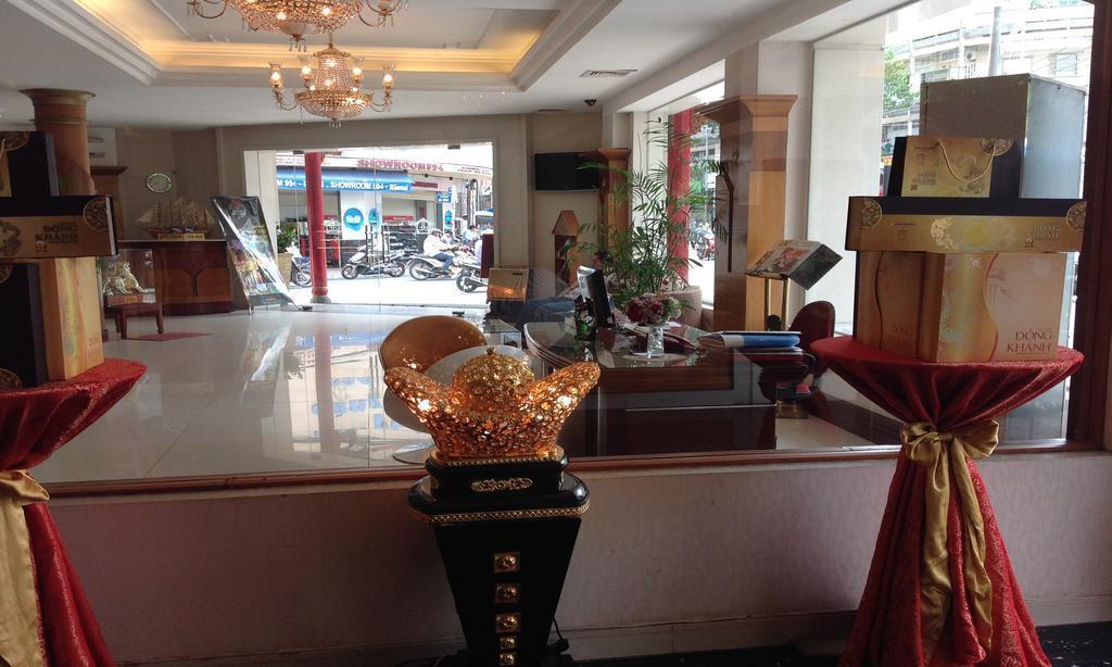 Отель Dong Khanh Хошимин