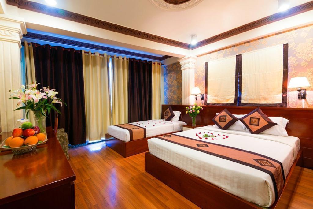 Отель Duna Hotel Вьетнам Хошимин