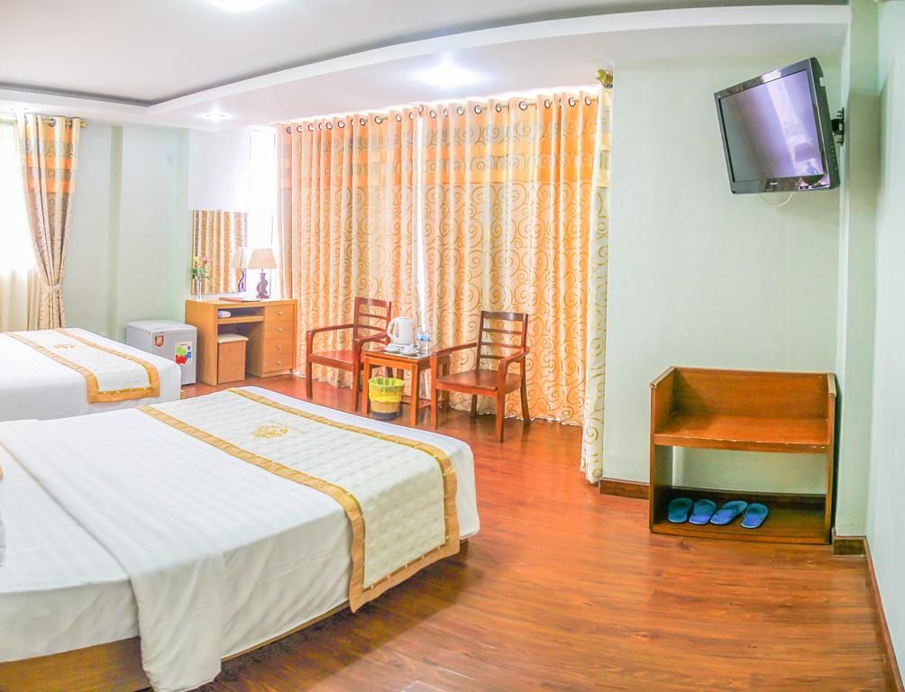 Отель Thang Long Nha Trang Hotel Нячанг