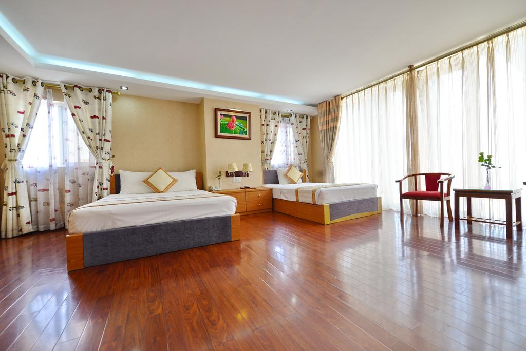Thang Long Nha Trang Hotel Нячанг