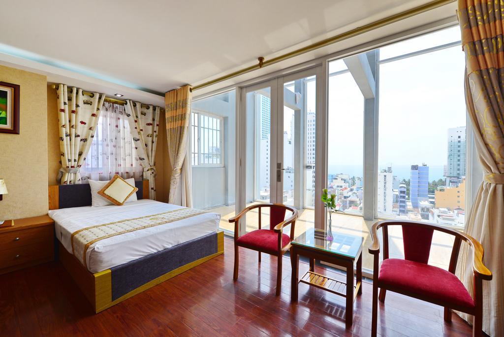 Отель Thang Long Nha Trang Hotel Вьетнам Нячанг