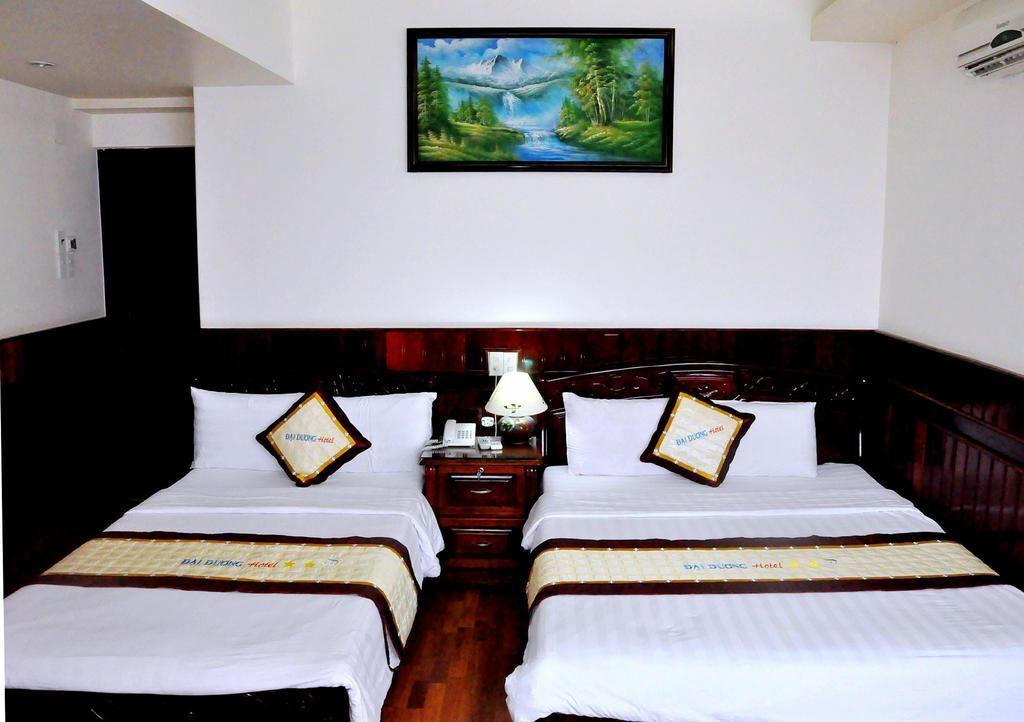 Отель Dai Duong Hotel Нячанг