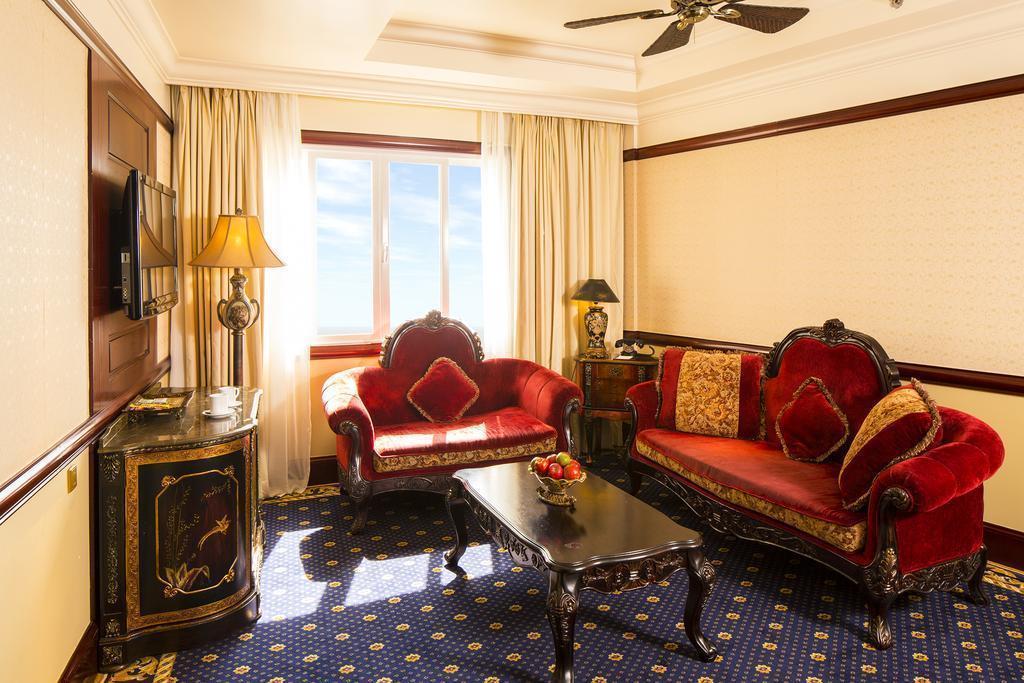Отель The Imperial Hotel Vung Tau Вунгтау