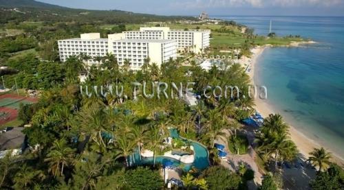 Отель Hilton Rose Hall Resort & Spa Ямайка Монтего-Бей