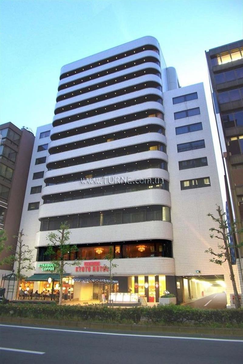 Фото Karasuma Kyoto Hotel 3*