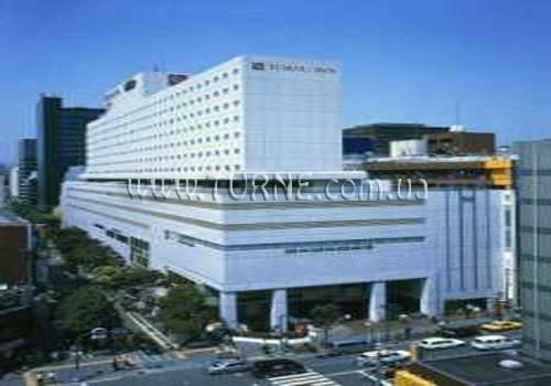 Отель Shin-Osaka Esaka Tokyu Inn Япония Осака