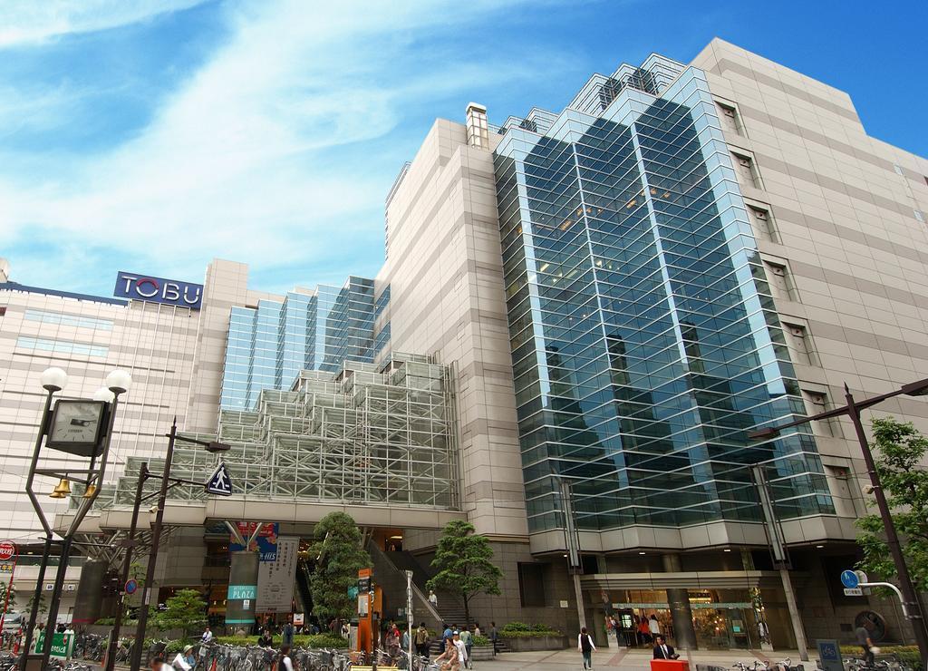 Отель Sunshine City Prince Токио