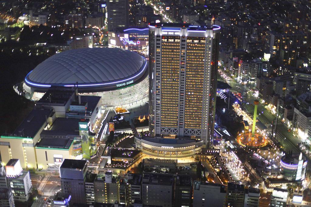 Отель Tokyo Dome Токио